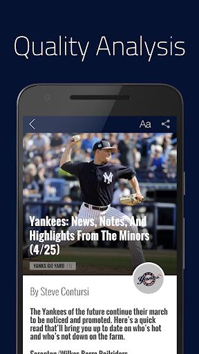 Yanks Go Yard: Yankees News screenshot 2