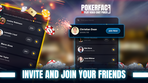 Poker Face - Texas Holdemu200f Poker With Your Friends 1.1.30 screenshots 3