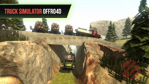 Truck Simulator OffRoad 4 2.8 screenshots 17