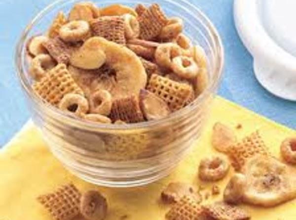 Chai Crunch Recipe
