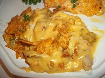 ~ Crunchy / Cheesy Chicken Casserole ~