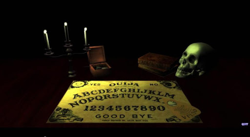 OUIJA 3D REALLY talk to ghosts