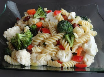 Party Pasta Salad Recipe