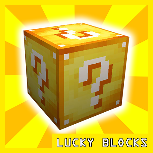 Lucky block Mod for pocket edition APK