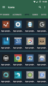 Spark UI - Icon Pack v1.0.0