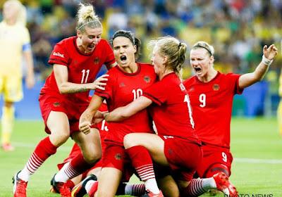 L'Allemagne remporte l'or en foot féminin
