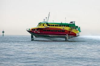 Photo: 東海汽船のセブンアイランド 虹 伊豆七島も行きたいな〜  水中翼船 Hydrofoil #Hydrofoil  #tokyo  #tokyophoto  #pentaxusersjp