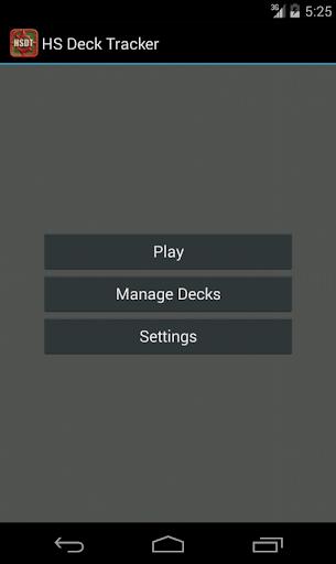Deck Tracker for Hearthstone