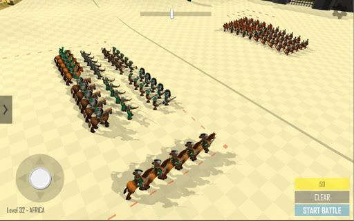 Medieval Battle Simulator: Sandbox Strategy Game 1.5 screenshots 20