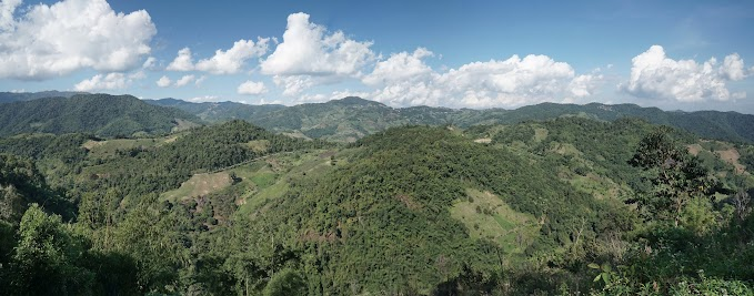 Berge bei Mai Salong