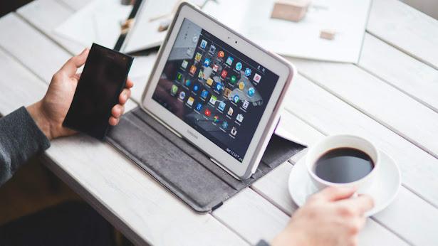 Utilisation de mobiles ou tablettes Android