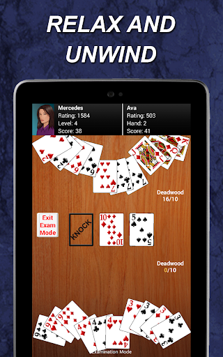 Gin Rummy 2.14.12 screenshots 21