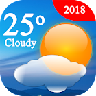 Huawei P20 Pro Weather Forecast icon