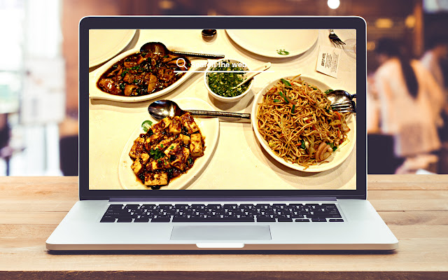 Chinese Food HD Wallpapers Theme