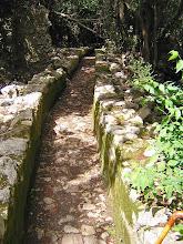 Photo: Aqueduct or canal ********** Aquaduct oftewel kanaal