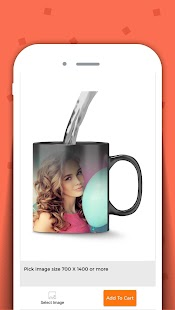 Coffee Cup Maker - Buy Photo Printed Mug shopping - náhled