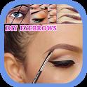 Eyebrow Tutorial Step By Step icon