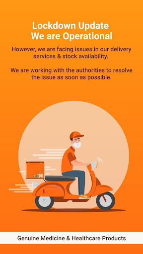 Medlife - India's Largest E-Health Platform screenshot 1