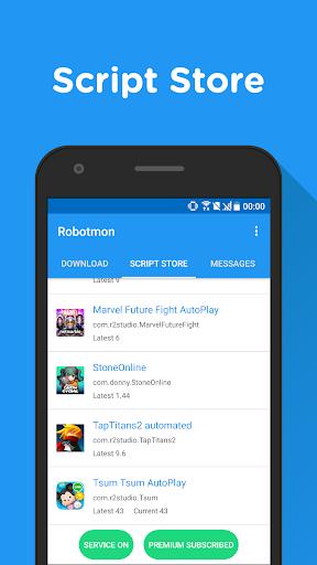 Robotmon 4.8 gameplay | AndroidFC 1