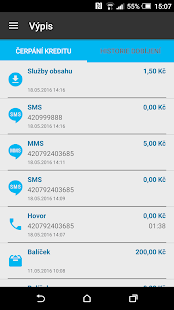 Můj Tesco Mobile- screenshot thumbnail