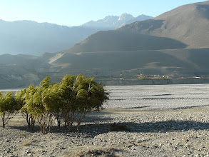 Photo: Das obere Kali Gandhaki Tal