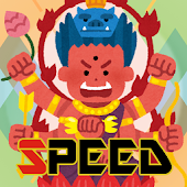 Buddha statue Speed (card game