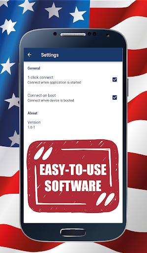 USA VPN 1.4.2 screenshots 4