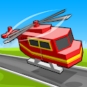 Helicopter Control 3D icon