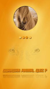 Guardian Animal Quiz - náhled