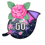 GO KB SKIN - FlowerDesire4