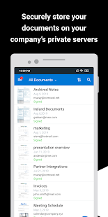 SignNow Private Cloud for PC-Windows 7,8,10 and Mac apk screenshot 3