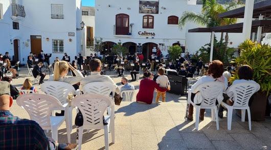 Reabre la Escuela de Música y las escuelas deportivas de Mojácar