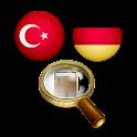 Almanca Türkçe Sözlük Plus icon