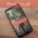 MnmL bluR for KLWP v1.0