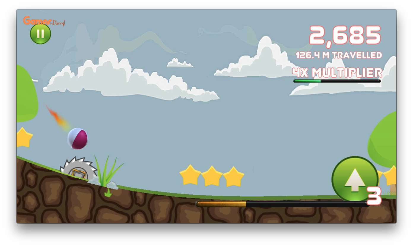 Bounce!- screenshot