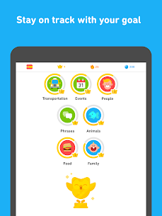 Duolingo Mod Apk 4.93.7 (All Unlocked + No Ads + Offline) 10