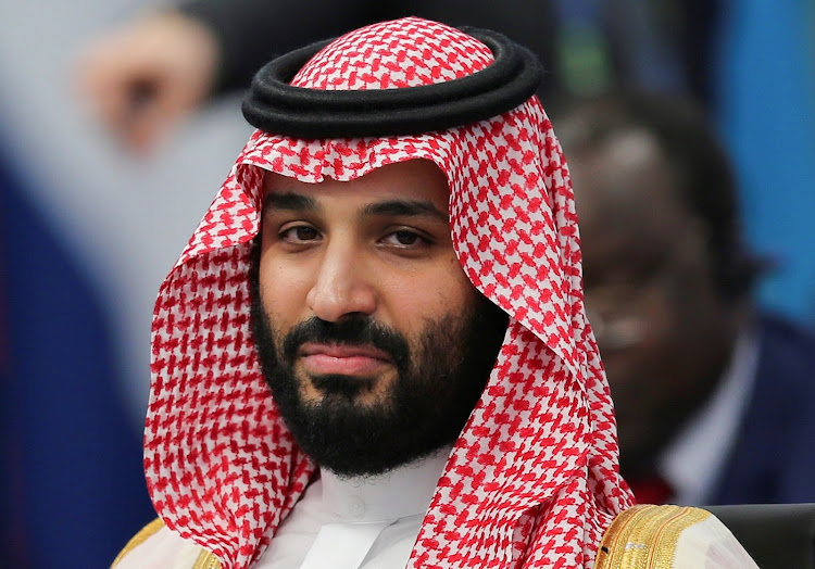 FILE PHOTO: Saudi Arabia's Crown Prince Mohammed bin Salman attends the opening of the G20 leaders summit in Buenos Aires, Argentina November 30, 2018. REUTERS / SERGIO MORAES