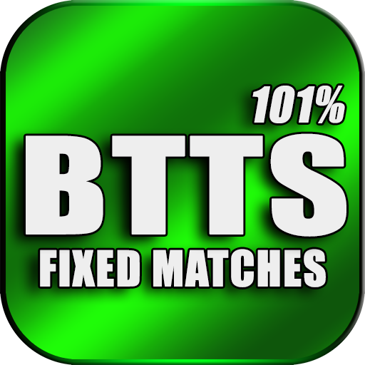 App Insights: BTTS Both Teams To Score Fixed Expert Betting