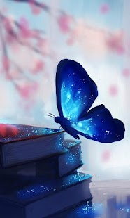 Butterfly Live HD Wallpaper - náhled