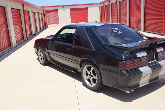 1990 Ford Mustang 5.0 Hire Atlanta