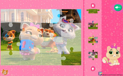 44 Cats and the lost instruments apkpoly screenshots 5
