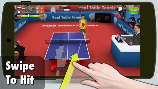 Real Table Tennis screenshot 1