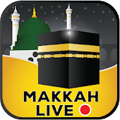 Makkah Live 🕋 with PopUp Player