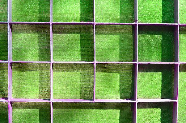Cancello verde di Annie