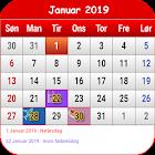 Dansk Kalender icon