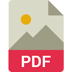 Images to PDF Converter Icon