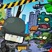 police vs zombie attack 2