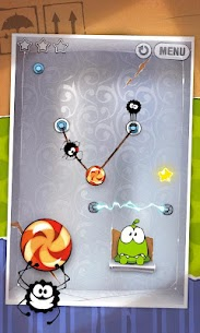 Cut the Rope FULL FREE MOD Apk (Unlimited Tips) 5