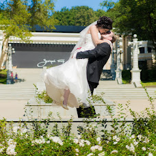 Wedding photographer Serega Popov (damien1989). Photo of 04.10.2016