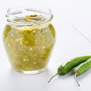 Serrano Peppers Recipes